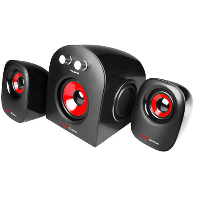 ALTAVOCES TACENS MARS GAMING 2.1 MS2 20W RMS USB