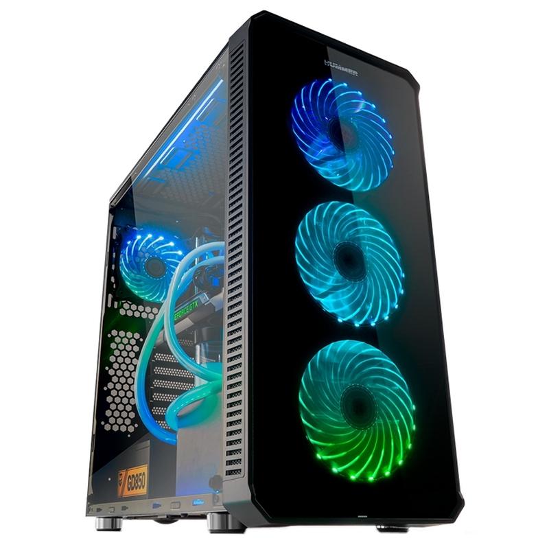 CAJA ATX NOX HUMMER TGM RAINBOX RGB