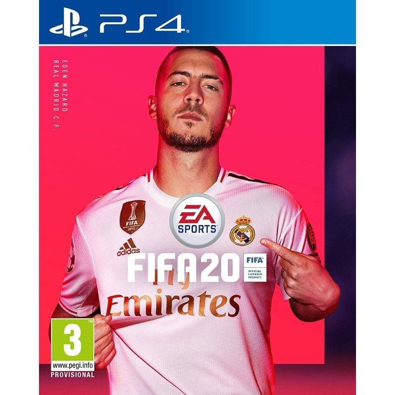 JUEGO SONY PS4 FIFA 20
