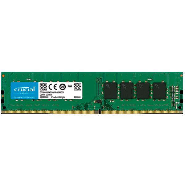 MEMORIA 16GB DDR4 2666 CRUCIAL CT16G4DFD8266