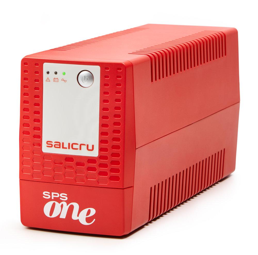 SAI SALICRU ONE SPS. 900 ONE  USB/TELEFONO (GARANTÍA SALICRU 3 AÑOS)