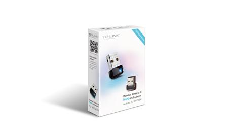TARJETA USB WIFI TP-LINK TL-WN725N NANO 150 MB